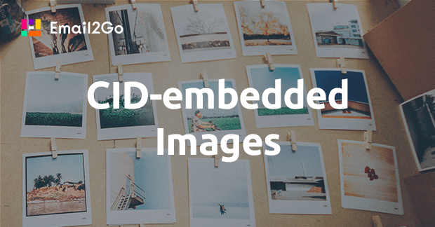 Embedded Images in HTML Email