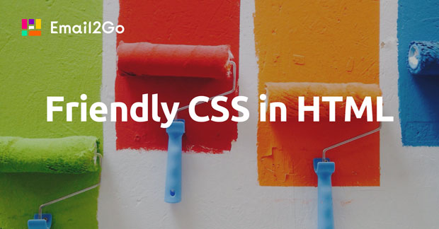 Friendly CSS in HTML