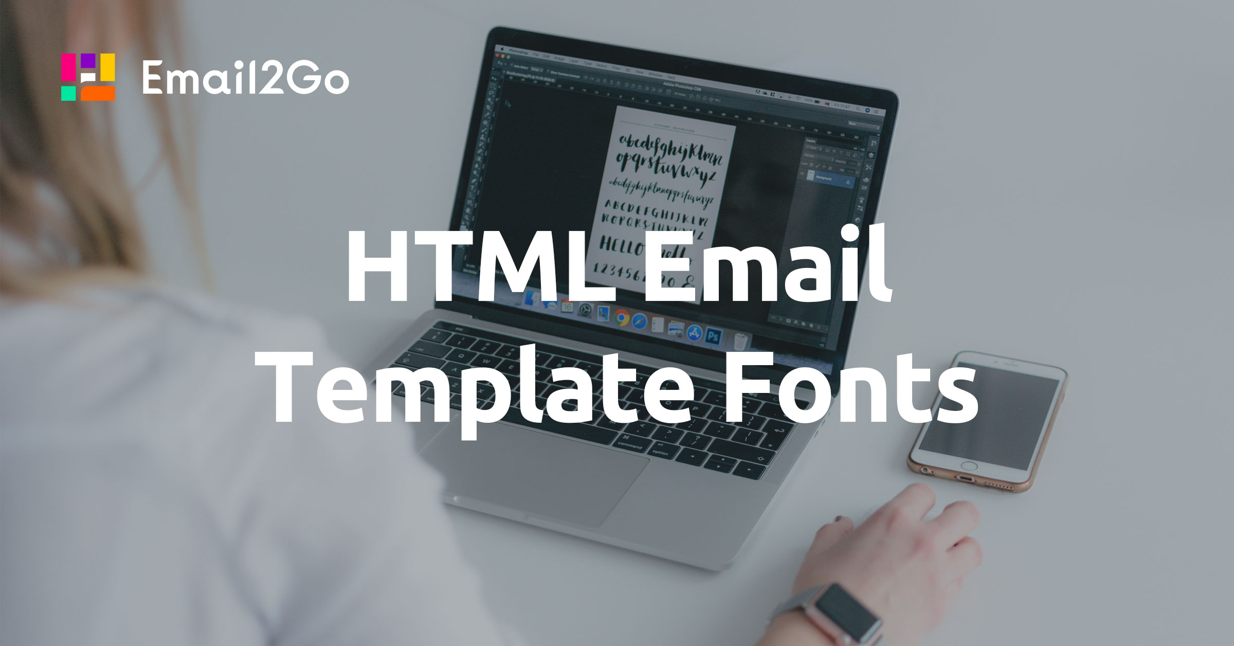 HTML Email Template Fonts