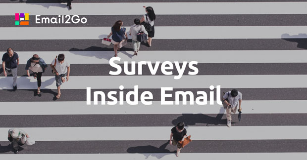Surveys Inside Email